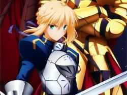 yande.re 212458 crease disc_cover fate_stay_night fate_zero fixme gilgamesh saber