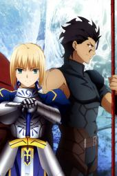 yande.re 211825 armor fate_stay_night fate_zero lancer_(fate_zero) rider_(fate_zero) saber sword