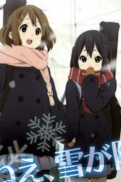 moe 204248 akiyama_mio hirasawa_yui horiguchi_yukiko k-on! kotobuki_tsumugi nakano_azusa pantyhose seifuku tainaka_ritsu