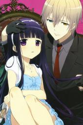 yande.re 211698 dress heterochromia inu_x_boku_ss miketsukami_soushi shirakiin_ririchiyoa