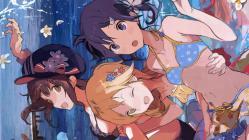yande.re 218516 bikini miyamoto_konatsu okita_sawa sakai_wakana swimsuits tanu tari_tari