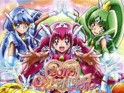 kyande.re 225867 aoki_reika calendar candy_(smile_precure) hino_akane hoshizora_miyuki kise_yayoi midorikawa_nao pretty_cure smile_precure! tagme16