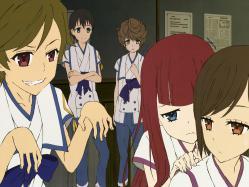 43yande.re 229354 akizuki_maria aonuma_shun asahina_satoru itou_kaori itou_mamoru seifuku shinsekai_yori watanabe_saki