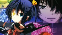 169yande.re 227941 dekomori_sanae eyepatch gun heterochromia ikeda_kazumi nibutani_shinka seifuku takanashi_rikka togashi_yuuta tsuyuri_kumin