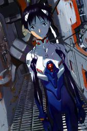 moe 200196 calendar honda_takeshi ikari_shinji neon_genesis_evangelion