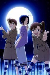 yande.re 223913 futami_ami futami_mami miura_azusa parody takata_akira the_idolm@ster thighhighs