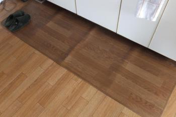 キッチンホットカーペット3