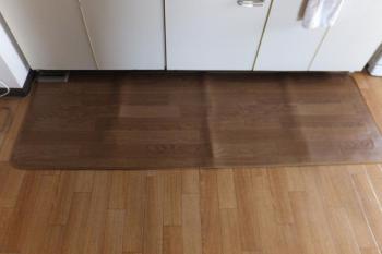 キッチンホットカーペット1