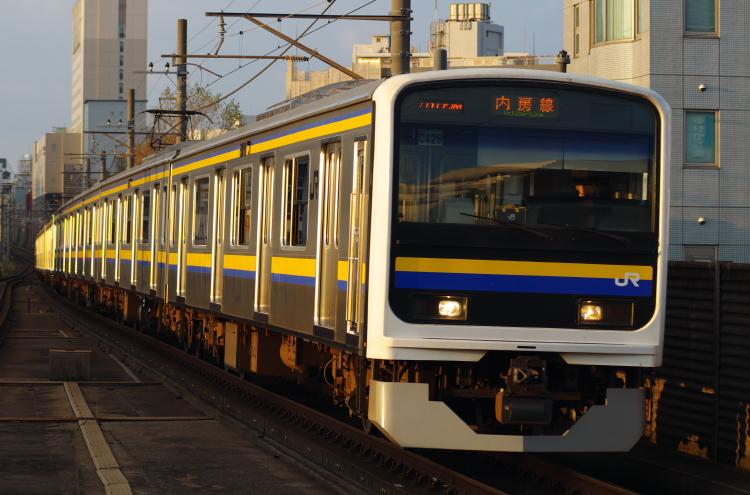 2013年11月17日 京葉線 017