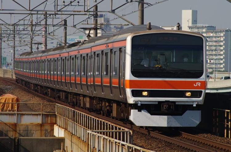 2013年11月17日 京葉線 005