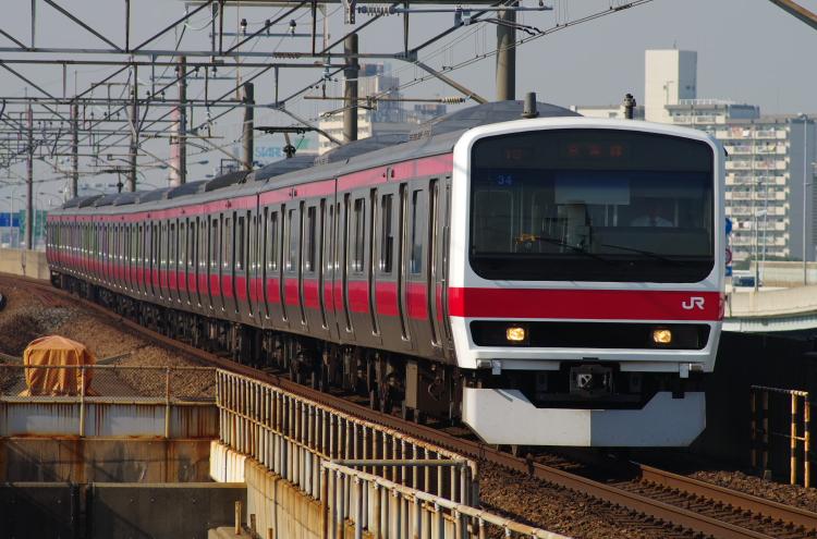 2013年11月17日 京葉線 009
