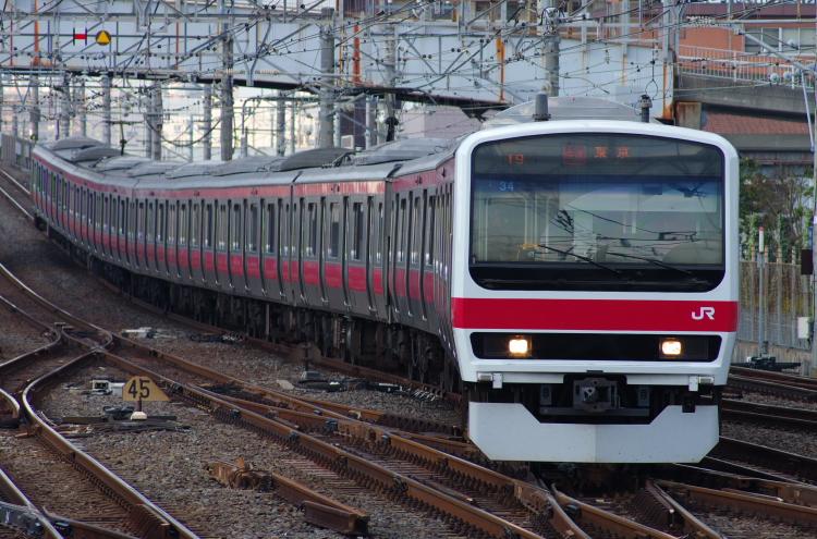 2013年11月17日 京葉線 019