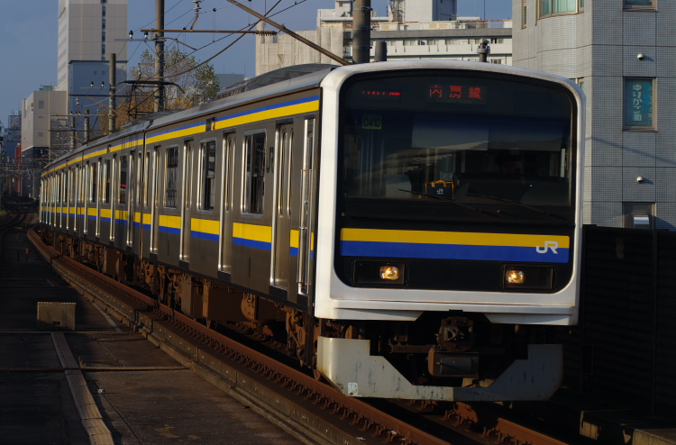 2013年11月17日 京葉線 021