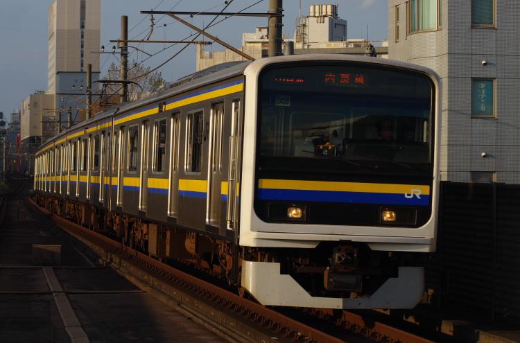 2013年11月17日 京葉線 023