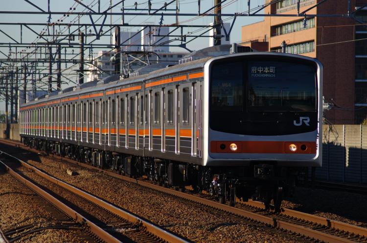 2013年11月19日 京葉線 015