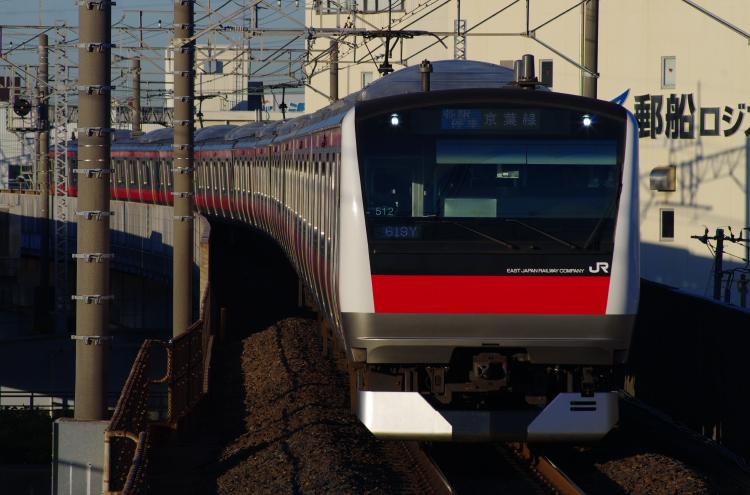 2013年11月19日 京葉線 006