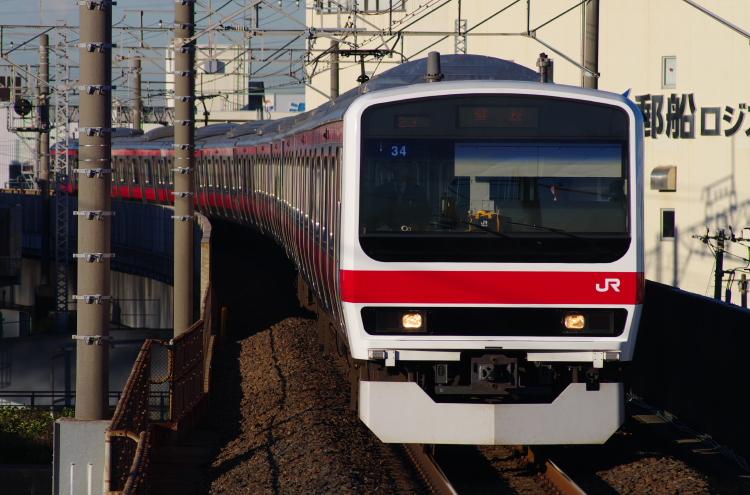 2013年11月19日 京葉線 007