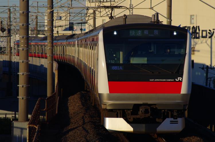 2013年11月19日 京葉線 009
