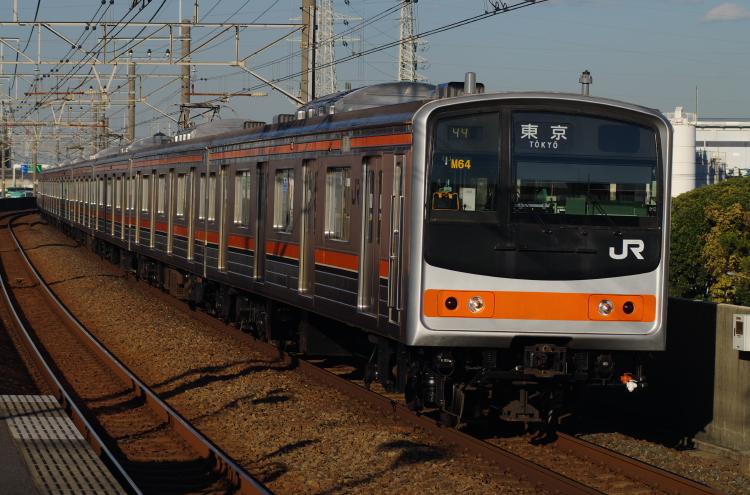 2013年11月19日 京葉線 021