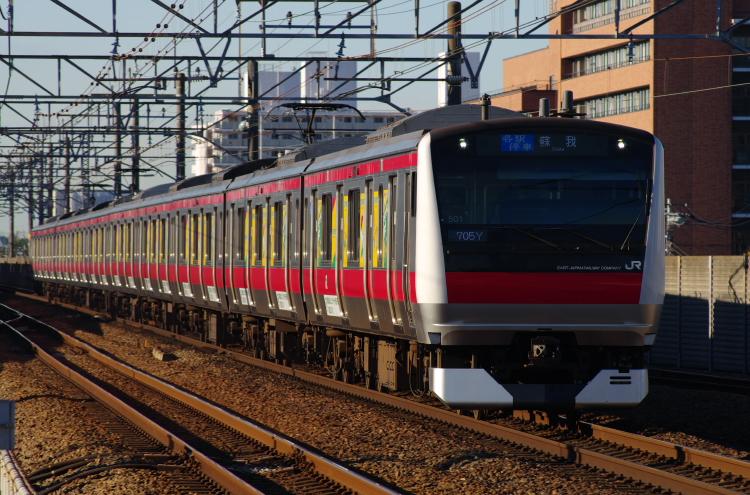 2013年11月19日 京葉線 017
