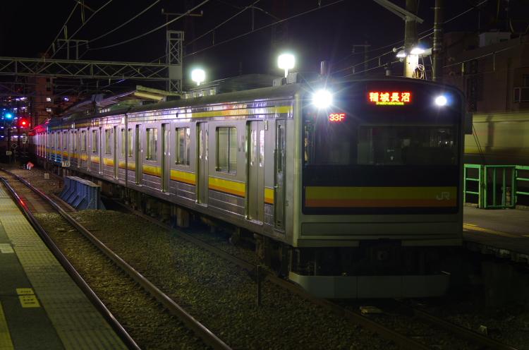 2013年12月12日 米タン 南武線 074