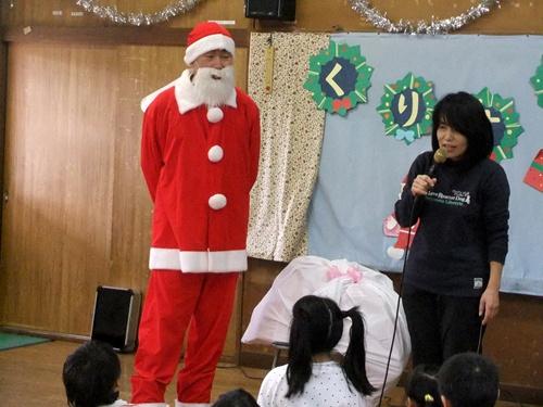 2013.12.20 サンタクロース(鎌足保育園) 003