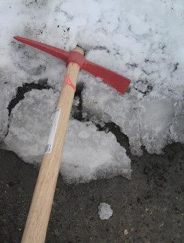 氷割り1924