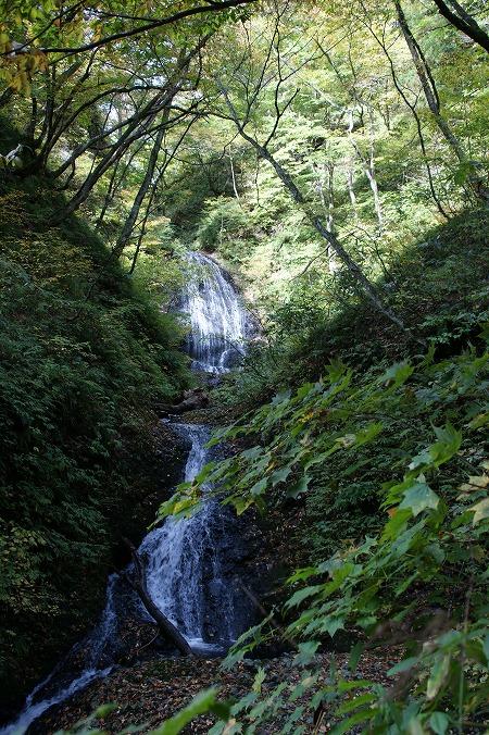 白糸二段の滝774