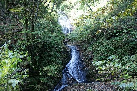 白糸二段の滝769