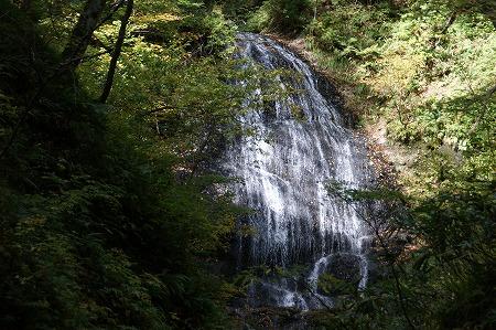 白糸二段の滝0771