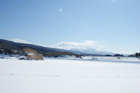にかほ鳥海山1260