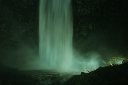 玉簾の滝1440