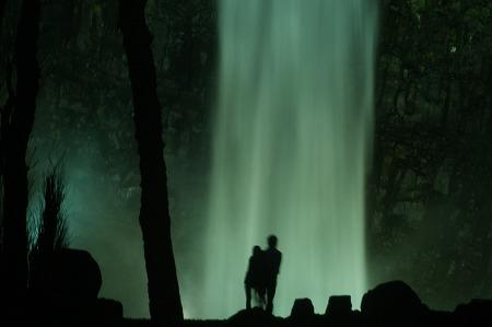 玉簾の滝1438