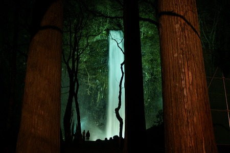 玉簾の滝1449