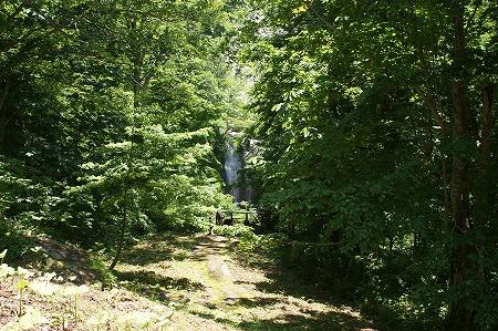 湯の又大滝1818