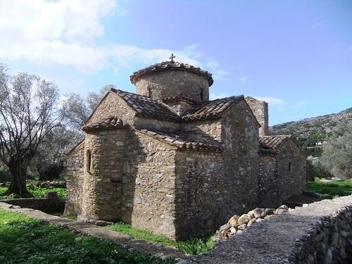 ナクソス_ハルキ教会