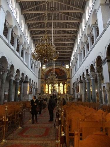 テサロニキ_アギオス・ディミトリオス教会