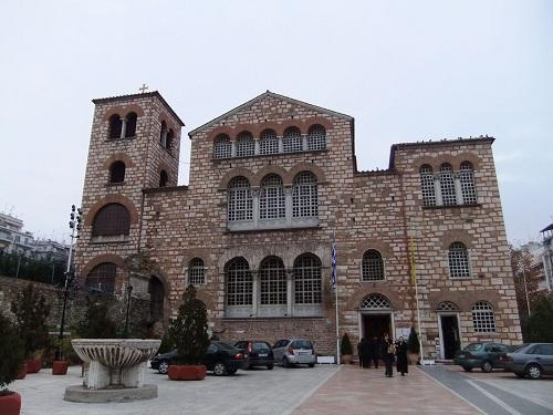 テサロニキ_アギオス・ディミトリオス教会 (2)