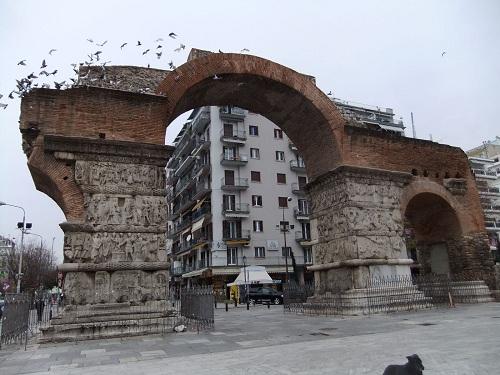 ガレリウスの凱旋門