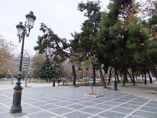 ディスカスティリオン広場