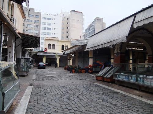 テサロニキ中央市場