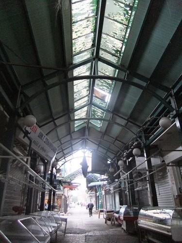 テサロニキ中央市場 (2)