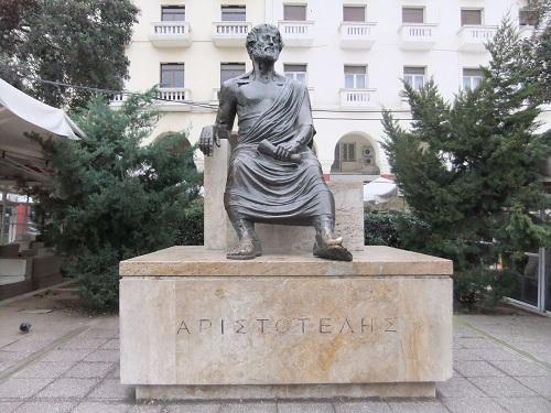 テサロニキ_アリストテルス広場