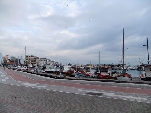 ヴォロスは港町