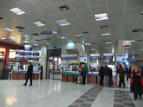 マケドニア・バスターミナル (2)
