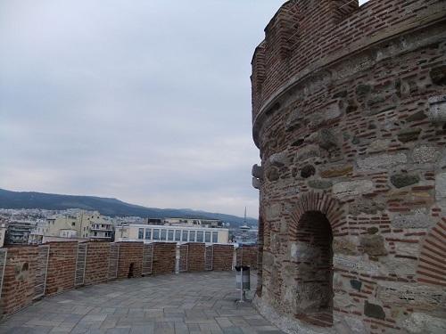ホワイト・タワー展望台