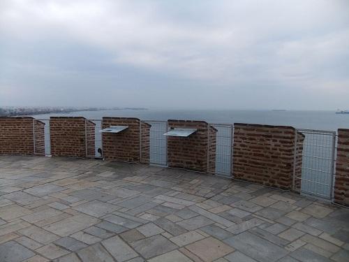 ホワイト・タワー展望台 (2)