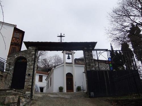 マクリニッツァ_聖ゲラシモス修道院