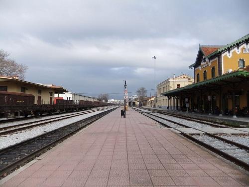 ヴォロス駅 (2)