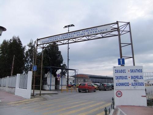 ヴォロスの港 (2)